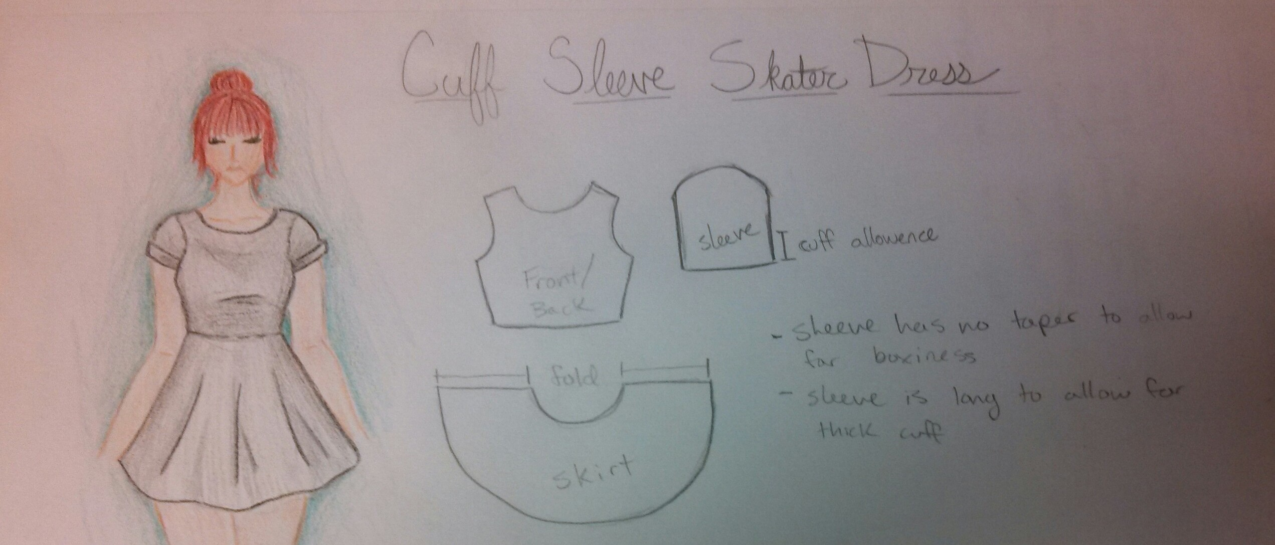 how to make a skater skirt diy