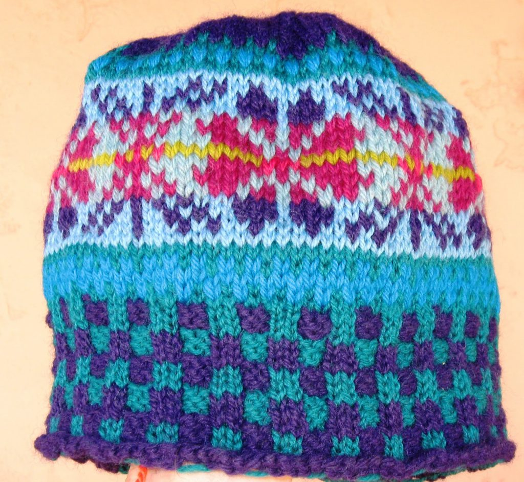If you ve made any Fair Isle printed items or need some help starting your  project b324ee848fd