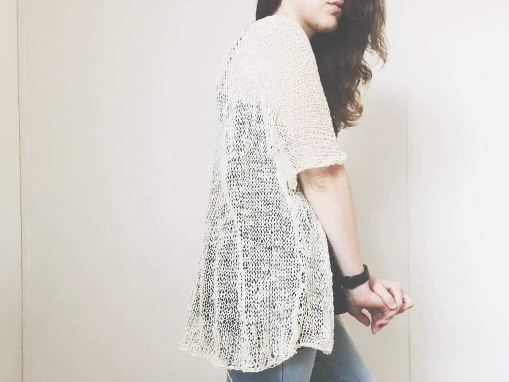 Bombyx Cardigan from Made by Hand