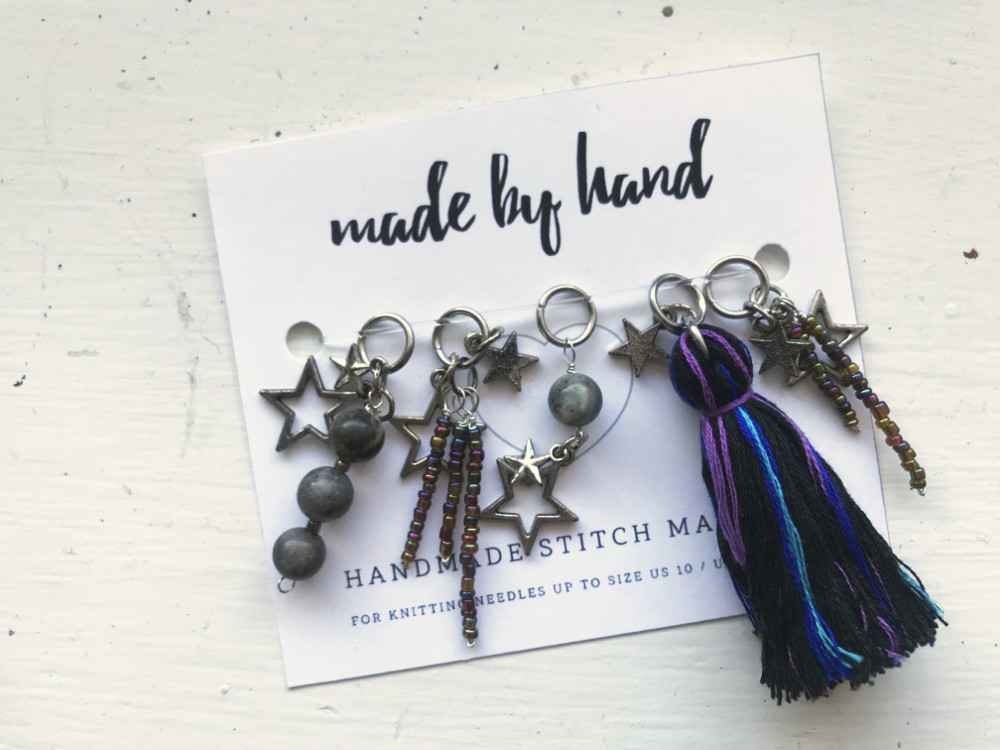 Starstruck Stitch Marker set